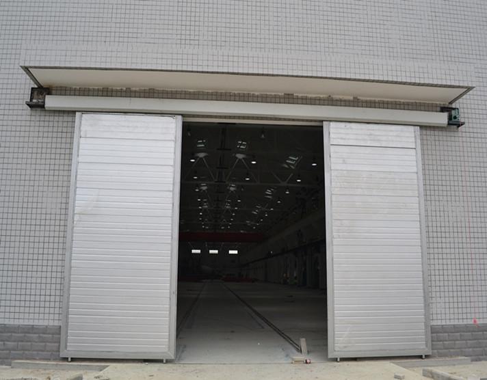 工厂仓库工业平移门